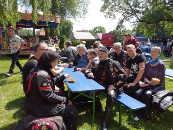 Mopedtour nach Zilly