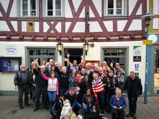 Legendary Stammtisch 16.3.19 in Dieburg