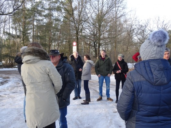 Niedersachsenstammtisch 28.01.2017 in Walsrode