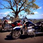 USA - Skyline Drive im Shenandoah National Park
