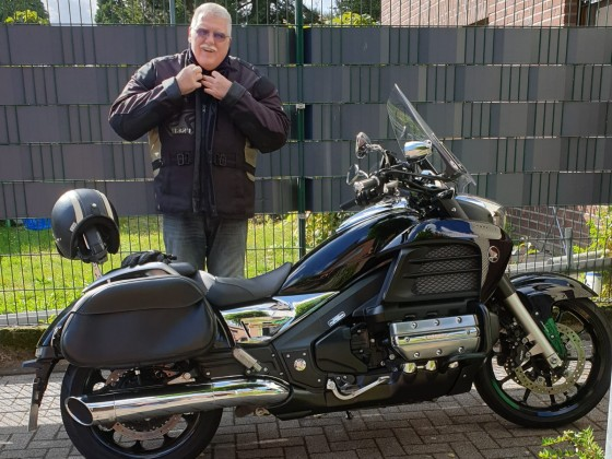 Mein neues Moped